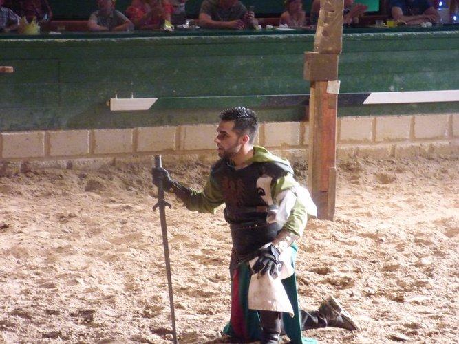 Desafio medieval Ужин Показать Desafío Medieval Альфас-дель-Пи