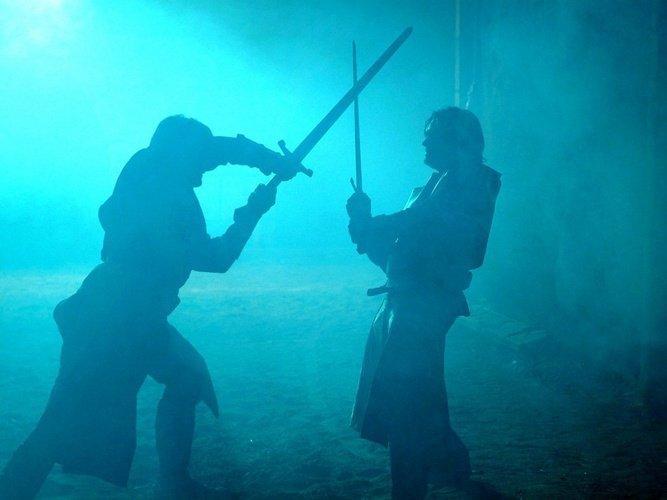 шоу Ужин Показать Desafío Medieval Альфас-дель-Пи